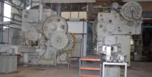 Raw Material Cutting Facility